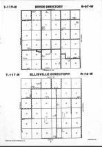 Map Image 009, Faulk County 1992
