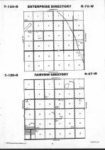 Map Image 013, Faulk County 1992