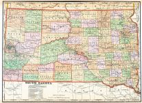 State Map, Grant County 1910