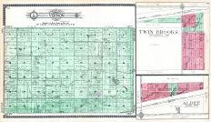 Vernon Township, Twin Brooks, Albee, Grant County 1910