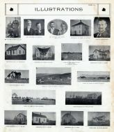 McCarl, Sharp, Noel, Benning, Beck, Winn, Shoop, Namanny, Connelly, Nickerson, Puffer, Marston, Oleson, Kane, Rowen, Hand County 1910 Incomplete