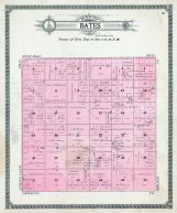 Bates Township, Hand County 1910 Incomplete