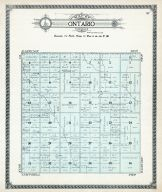 Ontario Township, Hand County 1910 Incomplete