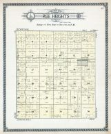 Ree Heights Township, Hand County 1910 Incomplete