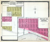 Pierre - Section 2 - West, Johnston's Addition, Hughes County 1916
