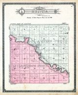 Clayton - South, Milltown - South East, Hutchinson County 1910