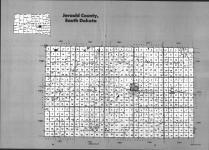 Index Map, Jerauld County 1992