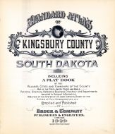 Kingsbury County 1929