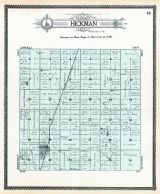 Hickman Township, Marshall County 1910
