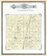 Lowell Township, Marshall County 1910