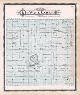 Wall Lake Township, Lake City P.O., Minnehaha County 1903