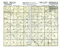 Red Rock Township, Valley Springs Township, Minnehaha County 195x