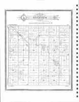 Riverview Township, Moody County 1909