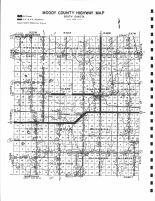 Moody County Map, Moody County 1991