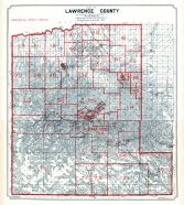 Page 064 and 065 - Lawrence County, South Dakota State Atlas 1904