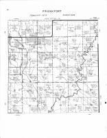 Frankfort Township, Timber Creek, Spink County 1961