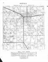 Redfield Township, Turtle Creek, Spink County 1961