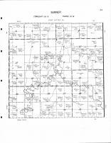 Sumner Township, Timber Creek, Fordham Creek, Spink County 1961