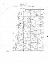 Tetonka Township 1, James River, Spink County 1961