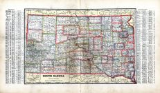 State Map, Sully County 1916