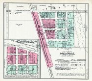 Monroe Village, Chancellor, Turner County 1902