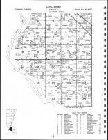Civil Bend Township - Code 5, Union County 1992