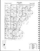 Richland Township - Code 13, Union County 1992