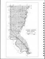 Union County Highway Map, Union County 1992