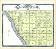Township 123 N., Ranges 78 and 79 W., Chicago Milwaukee and St. Paul R. R., Missouri River, Walworth County 1911