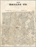 Dallas County 1886, Dallas County 1886