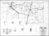 Dimmit and Lasalle Counties 1936 Highway Map, Dimmit and Lasalle Counties 1936 Highway Map