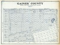 Gaines County 1922