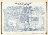 Gillespie County 1918, Gillespie County 1918