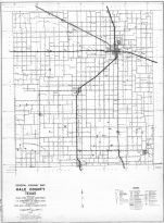 Hale County 1936 Highway Map, Hale County 1936 Highway Map
