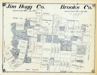 Jim Hogg County 1913 and Brooks County 1912