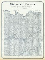 McCulloch County 1904, McCulloch County 1904