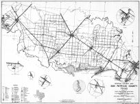 San Patricio County 1936 Highway Map, San Patricio County 1936 Highway Map