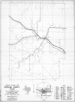 Sterling County 1946 Highway Map, Sterling County 1946 Highway Map