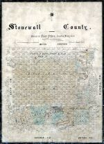 Stonewall County 1882, Stonewall County 1882