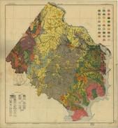 Alexandria and Fairfax County Soil Map 1915