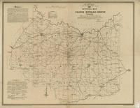 Prince Edward County 1878 Wall Map, Prince Edward County 1878 Wall Map