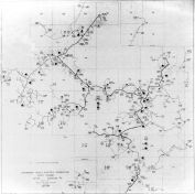 Index Map - Dayton Substation 6, Rockingham County 1963 Electrical Circuit Diagrams