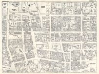 Norfolk, Virginia 1950c Nirenstein City Maps