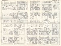 Portsmouth, Virginia 1950c Nirenstein City Maps