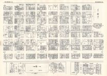 Richmond, Virginia 1950c Nirenstein City Maps