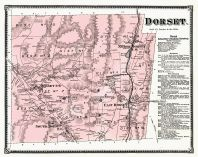 Dorset, Bennington County 1869
