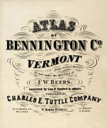 Title Page, Bennington County 1869