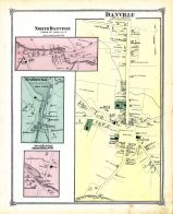Danvilletown North, Danville Town, Danville West,..., Caledonia County 1875