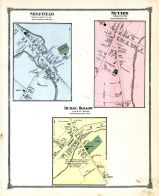 Sheffield Town, Sutton Town, Burke Hallow Town, Caledonia County 1875