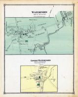 Waterford Town, Lower Waterford Town, Caledonia County 1875